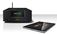 naim unitiqute2 ipad
